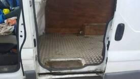 Vauxhall vivaro 19 dti