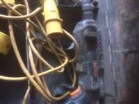 Bosch 110 volt impact drill