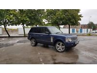 Sell my Range Rover Vogue 3.0 diesel 54 plate MOT 3 months fully loaded