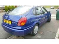Toyota corolla gs 2001 1.4