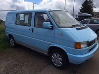 T4 VW Campervan