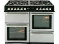 Flavel Finesse 100 range dual fuel cooker