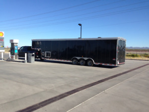 Enclosed Trailer 38'