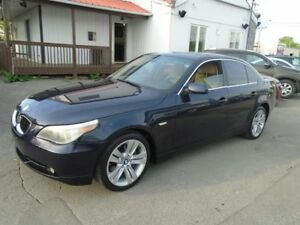 BMW 5 Series 4dr Sdn AWD 530xi 2006