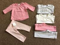 Up to 1 month girls clothes