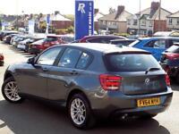 BMW 1 SERIES 2.0 116D SE 5dr 114 BHP * Only 20 RFL * (grey) 2015