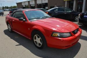 2003 Ford Mustang DELUXE COUPE/LEATHER/ALLOY RIMS