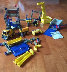ROKENBOK ROK Works Construction & Action Set