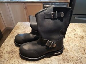 New Milwaukee Motorcycle Boots