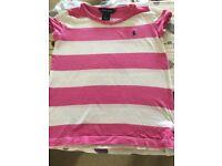 Girl's Ralph Lauren t-shirt age 6