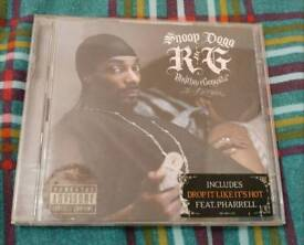 CD for sale