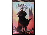 STEPHEN KING The Dark Tower Graphic Novel - The Gunslinger Born - Marvel HB