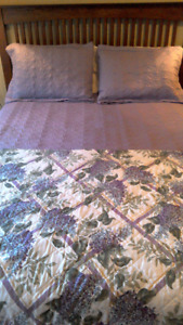 King or queen size bedspread