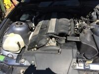 M Sport BMW 323i in good working order for age