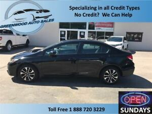 2013 Honda Civic AC,CRUISE,SUNROOF,BLUETOOTH!!!!