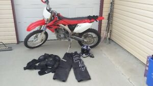 2007 CRF450X Immaculate
