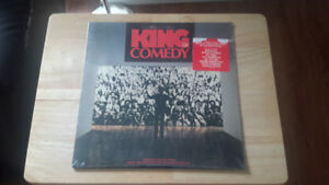 The King of Comedy Soundtrack - LP vinyl (unopened)