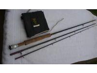 Daiwa Amorphous Whisker Osprey #6-8 fly rod