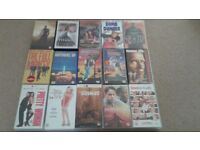 VHS & DVD's Bargain Bundle 47 Classic Movies & Comedy for sale, perfect for collector or carboot £25