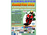 Carnlough Rideout & Fun Day - FREE - 20th August 2017