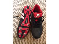Patrick men's rugby boots size 11