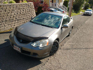 2004 Acura RSX Base Coupe (2 door)