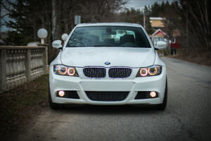 2009 BMW 3-Series 335 M Package Bicorps
