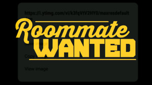 Looking for roommate!!!