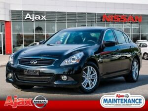 2013 Infiniti G37X Luxury*One Owner*Accident Free*