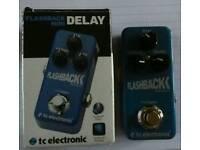 Preowned TC Electronics Flashback Mini Delay Echo Pedal