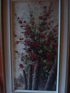 Très belle peinture originale de M. Yvon Bosquet