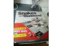Snakes and bladders