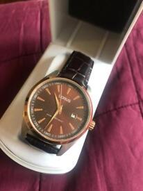 Lorus men's wristwatch. As new.