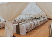 Rustic/Country-Chic wedding package available.