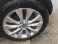 "Vauxhall Astra gtc 18"" wheels and tyres"