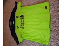 Liverpool fc away top size large