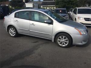2010 Nissan Sentra 2,0 S **AUTOMATIQUE A/C **