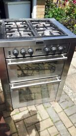 Stoves gas oven and Extractor hob