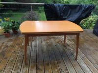 Ikea large extending dining table