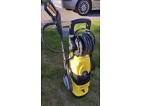 Parkside pressure washer Powerful 2100w