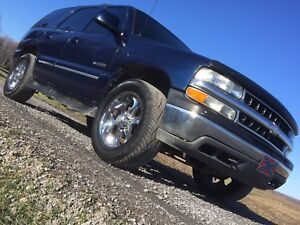 CHEVROLET TAHOE 2001 a 2,500$