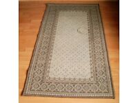 Dining Hall Bedroom Bathroom Home Room Decoration Floor Mat Rug Carpet Large 150cm