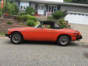 1980 MGB Mark IV