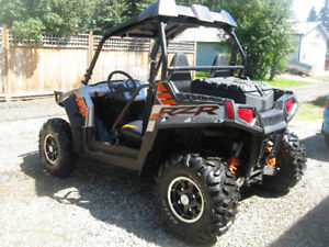 2014 RZR 800-S with Electronic power steering