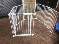 Playpen - hardly used with base and gate. Buyer collects