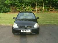 TOYOTA YARIS 1.0L MOT TILL 01/06/2018 69000 WARRANTED MILES HPI CLEAR EXCELLENT CONDITION
