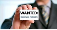 Looking for business partner