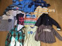 Large Bundle Boys Clothes Size 3-4