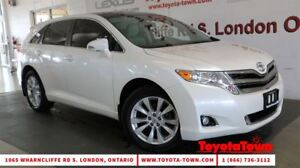2013 Toyota Venza AWD 4 CYL PREMIUM LEATHER MOONROOF