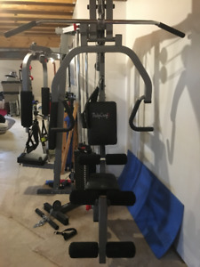 Home Gym -  Full workout/Weight Training Machine